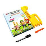 マレーシア英語電子学習読書機タブレット学習機早期教育読書電子書籍おもちゃ