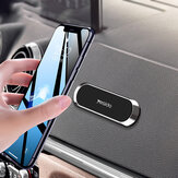 Yesido Mini Magnetic Dashboard Car Phone Holder Car Mount For 4.0-6.5 inch Smart Phone for iPhone 11 for Samsung Galaxy Note 10 Xiaomi Redmi Note 8 Pro
