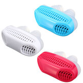Portable Snore Stopper Air Purifier Silicone Anti Snoring Tools Nose Care