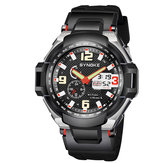 SYNOKE 67606 Men Dual Display Digital Watch