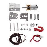 Torno eléctrico WPL para piezas WPL JJRC MN 1/16 RC Coche