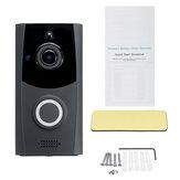 1080P HD Wireless Smart Video Doorbell WIFI Phone Door Bell Camera Home Security