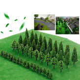 Alberi Model Train Railway Railroad Wargame Diorama Scenery Landscape Decorations