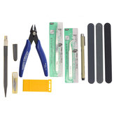 7Pcs DIY Gundam Modeler Basic Tools Set Craft Hobby Building Model Grinding For Gundam