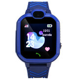 Smart Watch Game Camera SIM Waterproof Tracker SOS Call Anti-Lost For Kids Child Enfants Locator Device