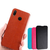 Mofi Shockproof Phone Holder Flip PU Leather Full Cover Protective Case for Xiaomi Redmi 7