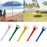 Garden Beach Umbrella Holder Parasol Anchor Spike Stand Fishing Umbrella Stand