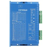 Machifit 2DM860 Stepper Motor Controller Driver 2 Phase Stepper Driver for CNC Router Engraving Machine
