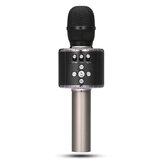 LOSKIISemFiobluetoothKaraokeMicrofone Sem Fio Handheld KTV MICROFONE Estéreo Speaker Music Player