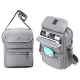 Men Multifunctional Canvas Crossbody Bag Handbag