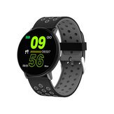 XANES® G101 1.3'' Full Touch IPS Screen IP67 Waterproof Smart Watch Heart Rate Blood Pressure Monitor Remote Camera Fitness Sports Bracelet