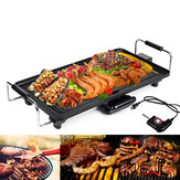 1200W Non-Stick Smokeless BBQ Grill Pan Electric Barbeque Stove Outdoor Camping Picnic EU US Plug