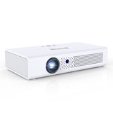 BYINTEK UFO R19 Smart DLP Projector 700 ANSI Lumens 1280*800 Portable Mini HD 3D LED Projector Home Theater for Full HD 1080P HDMI 4K iPhone 11