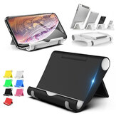 Portable Desktop Foldable Phone Holder Tablet Stand for Smart Phone Tablet for iPhone 11 Pro Max for Samsung Galaxy Note 10+ Xiaomi Mi9 Huawei P30 Non-original