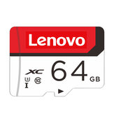 Lenovo U3 Class 10 64GB High Speed 100MB/s TF Memory Card For Smart Phone Redmi Note 8 Tablet Drone Car DVR Speaker