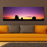 DYC 10384 Single Spray Oil Paintings Photography Landscape Tropical Sunrise Wall Art For Home Decoration