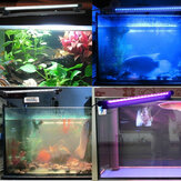 82CM 12.2W IP68 étanche 48PCS LED Aquarium Light RGB Remote LED Fish Tank Light Submersible