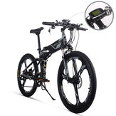 [EU Direct] RICH BIT TOP-860 12.8AH 36V 250W 26inch Folding Moped Electric Bike 35km / h Top Speed 35-40km / h Mileage Range Cycling Mountain Bike