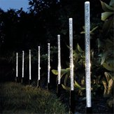 8 PCS Solar Power Lights Bubble White LED Light Outdoor Lawn Garden Lamp Solar Garden Light