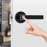 Stainless Steel Fingerprint Lock Smart Biometric Door Lock Home Security Locks