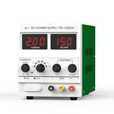 Display 1502D+ 0-15V 0-2A Adjustable DC Power Supply Regulated Voltage Stabilizer Regulator GSM CDMA PHS RF Detection