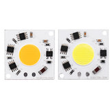 AC220-240V 30W DIY COB LED Bulbo de chip de luz 36x36mm para holofotes