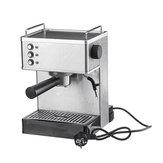 1050W Kaffeemaschine Espresso Cappuccino Latte Getränkezubereiter Milchkocher