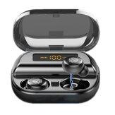 Bakeey TWS sans fil bluetooth 5.0 écouteur 4000mAh batterie externe IPX7 casque étanche avec micro pour iPhone Huawei