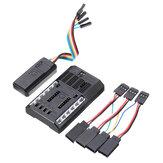 Control inalámbrico Lámpara G150 4CH para piezas RC Coche
