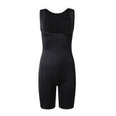 Emagrecimento Corset Shapewear Full Body Shaper Sauna Suit
