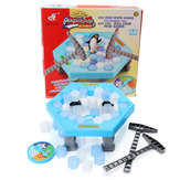 Desktop Game Fun Game Penguin Ice Breaking Save The Penguin Great Family Education Toys