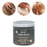 200ml Kahve Peeling Derin Cilt Temizleyici Banyo Tuzu