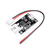 RobotDyn TP4056 Li-Ion Battery Charger Module with Protection Constant Current Constant Voltage