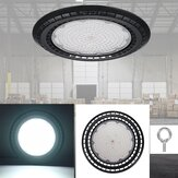 60/100/150/200 W LED UFO High Bay Flood Light 6000K Warehouse Iluminación industrial