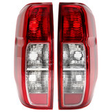 Car Rear Tail Brake Light Red without Bulb For NISSAN NAVARA D40 2005-2010