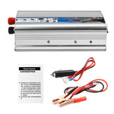 Solar Power Inverter DC 12V to AC 220V USB Modified Sine Wave Converter Car Power Inverter Charger Adapter