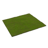 Synthetic Grass Faux Artificial Moss Linchen Turf Plant Lawn Patio Garden Decorations For Garden