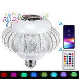 AC110-220V 6W Wireless Music E27 Bluetooth LED Lampe Lampe 5050 RGB Farbe Stereo Audio Lautsprecher