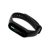 LILYGO® TTGO T-Wristband DIY Programmable Smart Bracelet ESP32-PICO-D4 Main Chip 0.96 Inch IPS Screen Silicone Bracelet Strap