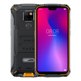 DOOGEE S68 Pro Global Version 5,9 inch FHD + IP68 Waterdicht 6300mAh NFC 6GB 128GB Helio P70 4G Smartphone