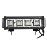 240W 80LED Car Work Light Bar Spot Driving Fog Lamp For Offroad SUV ATV UTV 4WD