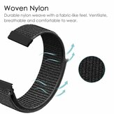 20mm Nylon Kanvas Watch Band Watch Strap Penggantian untuk Amazfit GTS Smart Watch