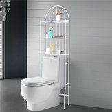 3Tier Over The Toilet Storage Shelves Unit Above Shelf Rack Bathroom Space Saver