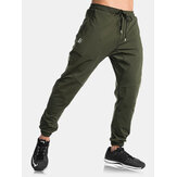 Men's Casual Fitness Training Running Feet Trousers