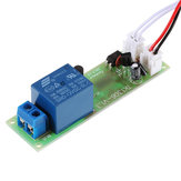 TK1305A 12V DC Multifunctional Time Delay Relay Module with Optocoupler Isolation