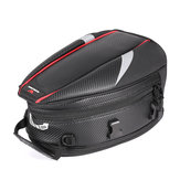 Motorcycle Rear Tail Seat Bags Storage Case Luggage Pouch Backpack Sport Pack