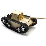 Smart DIY Robot Tank STEAM Educatief pakket Robot Toy