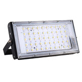 50W 50 LED Flood Light DC12V 3800LM Waterproof IP65 For Outdoor Camping Travel Emergency