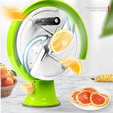 Stainless Steel Fruit Vegetable Slicing Machine Lemon Slicer Manual For Commercial Handmade Tools