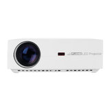F30 LCD Projektor 1080P Voll HD 3D LED Projektor 6500 Lumen Smart Home Theater USB HDMI Basisversion